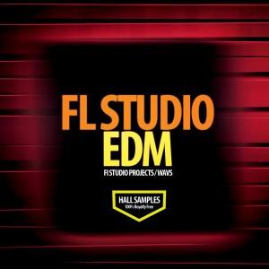 Hall Samples FL Studio EDM Cover