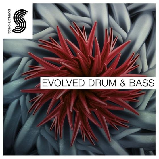Samplephonics Evolved Drum & Bass