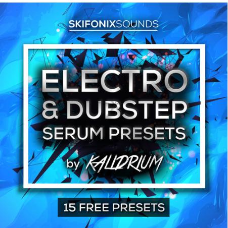 Skifonix Sounds Electro & Dubstep Serum Presets - FRESHSTUFF4YOU