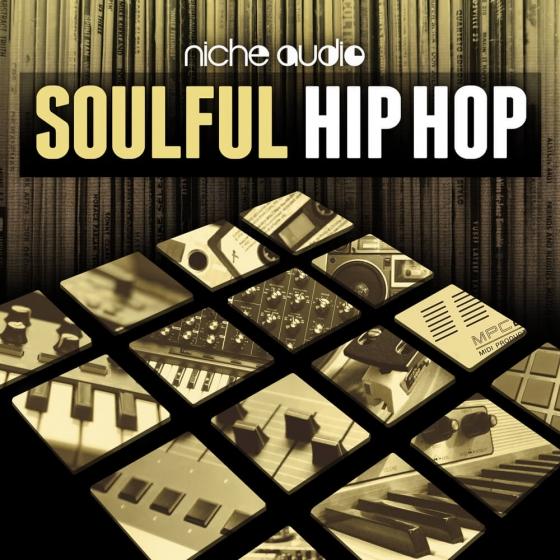 Niche Audio Soulful Hip Hop Ableton Live & Massive Presets