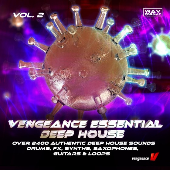 Vengeance Essential Deep House Vol 2 - FRESHSTUFF4YOU