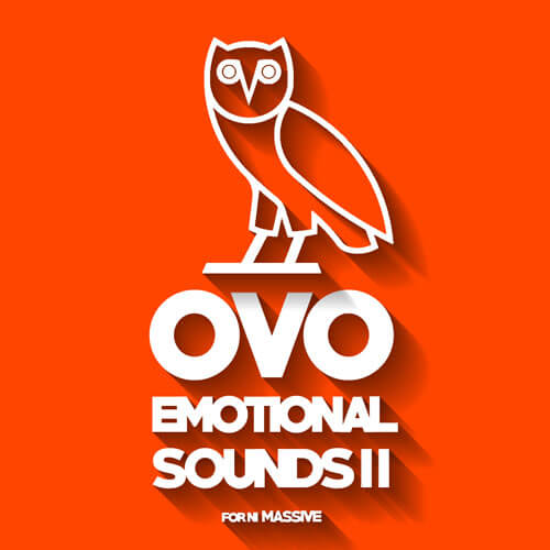 Red Sounds OVO Emotional Sounds 1 & 2 Massive Presets