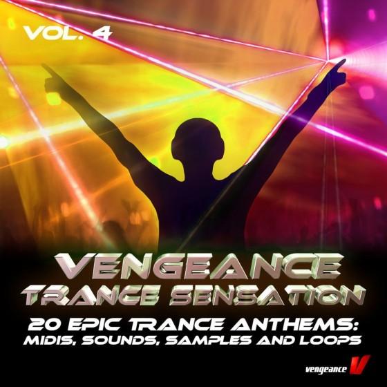 Vengeance Trance Sensation Vol 4 - FRESHSTUFF4YOU