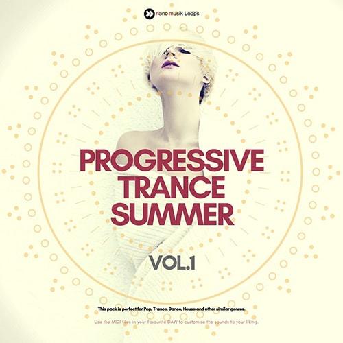 Nano Musik Loops Progressive Trance Summer Vol 1