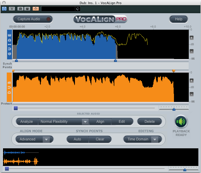 VOCALIGN PRO 4 Overview
