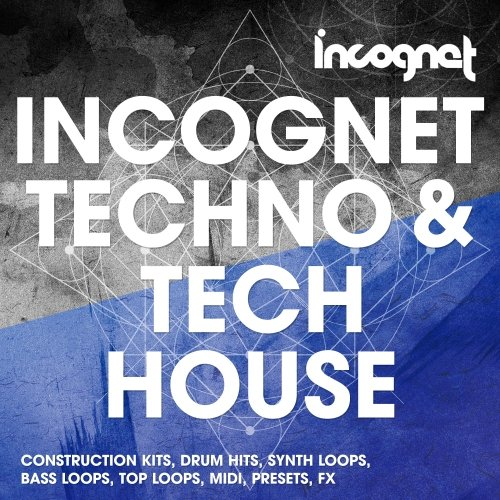 Incognet Techno And Tech House Pack - FRESHSTUFF4YOU