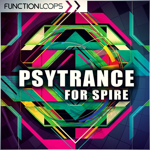 Function Loops Psytrance for Spire