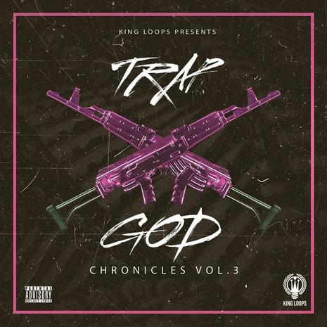 King Loops Trap God Chronicles Vol 3
