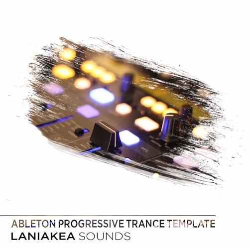 Laniakea Sounds Ableton Progressive Trance Template