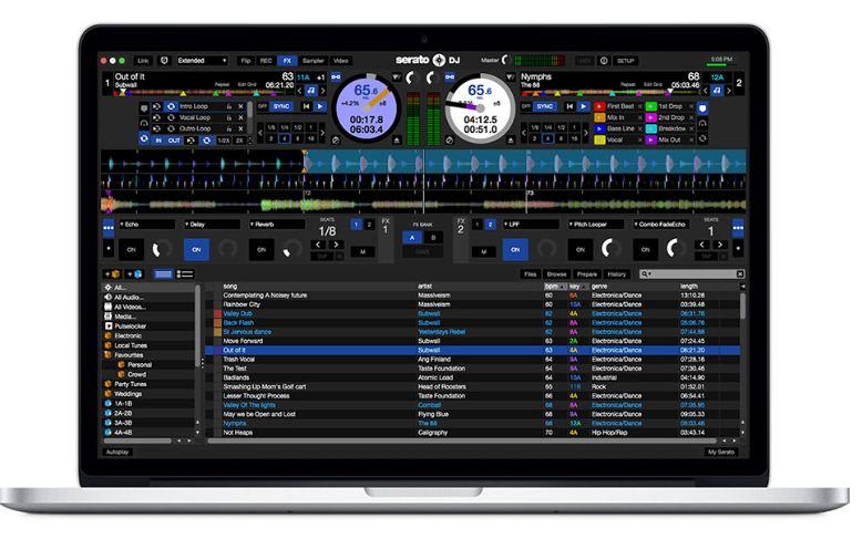 Serato DJ 1.9.6 Build 4129 Win