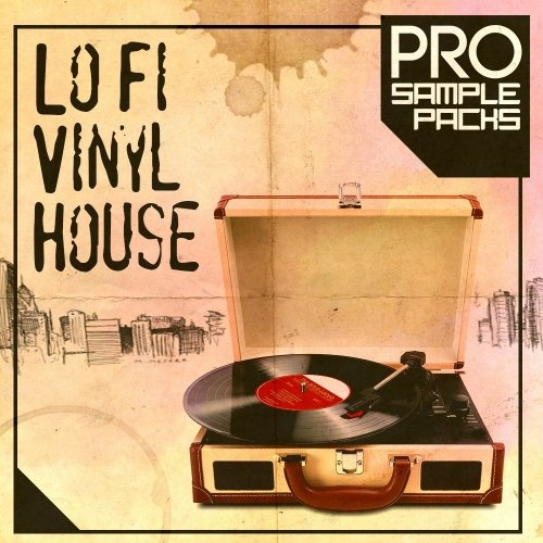 Pro Sample Packs Vinyl Lo Fi House - FRESHSTUFF4YOU