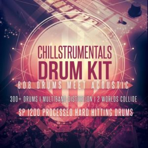Sounds In HD Chillstrumentals Drum Kit