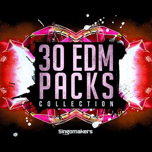 30 EDM Packs Collection - FRESHSTUFF4YOU