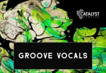 Catalyst Samples Groove Vocals