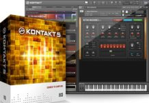 Native Instruments Kontakt 5 v5.7.3 For Win & Mac