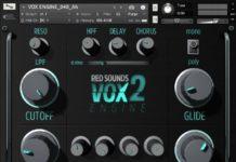 Red Sounds VOX Engine 2 KONTAKT