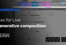 ADSR Sounds Ableton Live Arrangement to Session