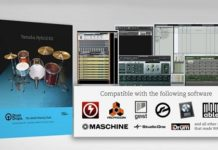 Drum Drops Yamaha Hybrid Single Hits Pack