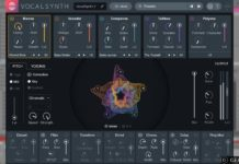 iZotope VocalSynth v2.00 K'd MacOSX-iND
