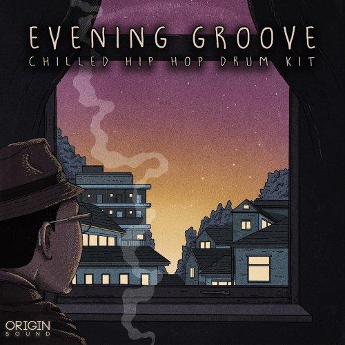 Evening Groove – Chilled Hip Hop Drum Kit WAV MIDI