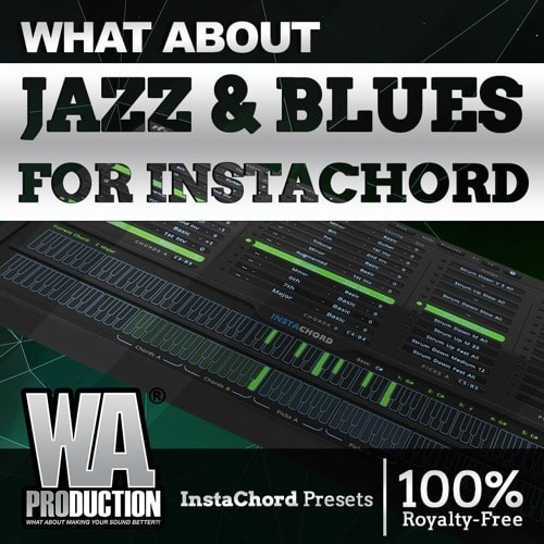 W  A  Production Jazz & Blues Presets For Instachord