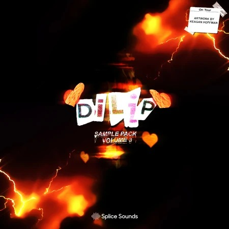 Splice Sounds Dilip Sample Pack WAV - FRESHSTUFF4YOU