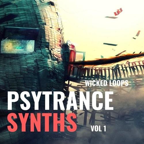 Wicked Loops Psytrance Synths WAV - FRESHSTUFF4YOU