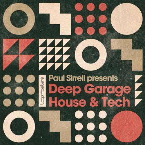 Paul Sirrell Deep Garage House & Tech Multiformat