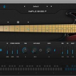 Ample Bass P v3.2 WIN & MacOS