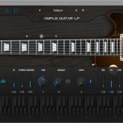 Ample Guitar LP v3.2 [WIN & MACOSX]