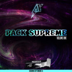Andre X - Pack Supreme Vol.1 WAV