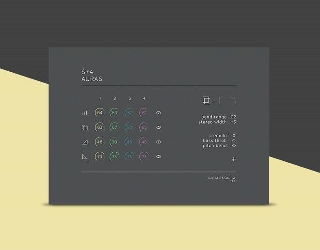 Slate + Ash Auras v1.1.0 KONTAKT