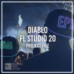 PML DIABLO EDM FL Studio 20 Project File