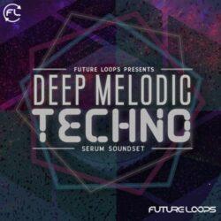 Deep Melodic Techno - Serum Soundset