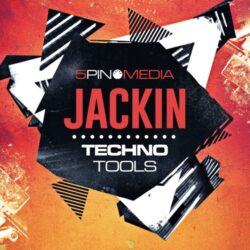 5Pin Media Jackin Techno Tools Sample Pack