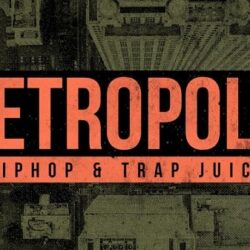 Metropolis - Hiphop & Trap Juice Sample Pack WAV