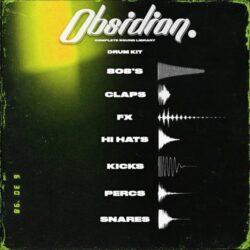 Obsidian Drum Kit