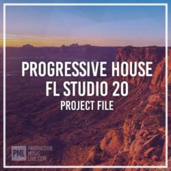 Lift - Progressive House Fl Studio Project File