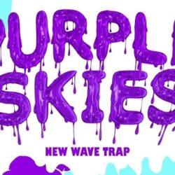 Purple Skies - New Wave Trap Sample Pack WAV