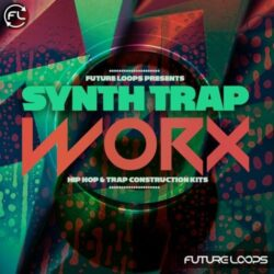 Synth Trap Worx - Hip Hop & Trap Construction Kits WAV
