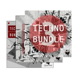 Chop SHop Samples Techno Bundle 1-3