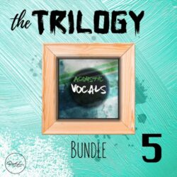 The Trilogy Bundle Vol 5 Acoustic Vocals
