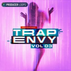 Producer Loops Trap Envy Vol.3 MULTIFORMAT