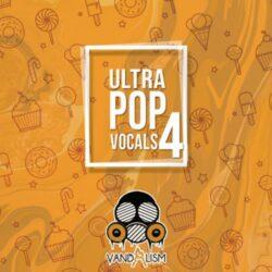 Ultra Pop Vocals 4 WAV MIDI