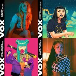VOX 4 Vocal Pack Bundle WAV