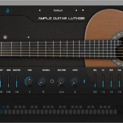 Ample Guitar L v3.3.0 [WIN & MACOSX]