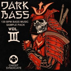 DARK BASS VOL.3 - Bass Music Sample Pack WAV