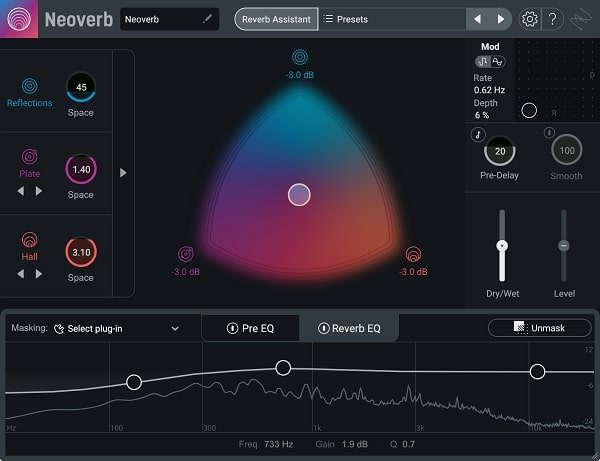iZotope Neoverb v1.0 [WIN & MACOSX]
