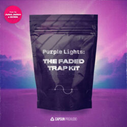 Purple Lights The Faded Trap Kit