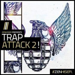 Trap Attack 2 Sample Library WAV MIDI